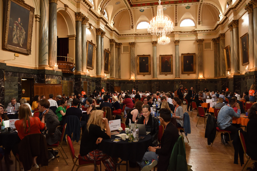 Our MeetMarket taking place at Cutlers Hall