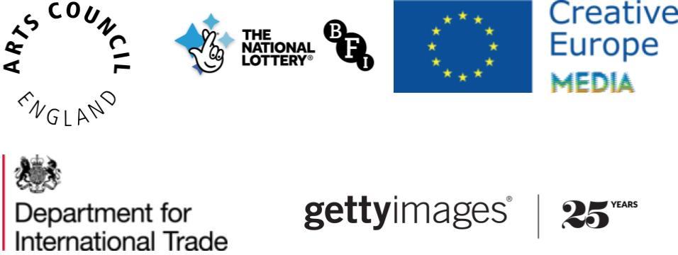 Arts Council logo etc