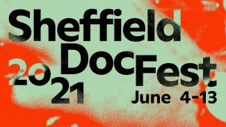 Our new Sheffield DocFest logo