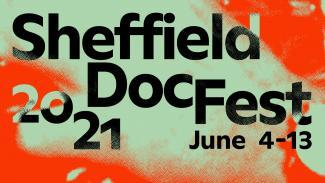 Our Sheffield DocFest logo