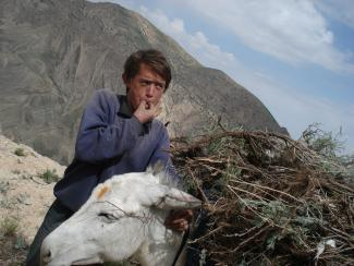 508 - June 2010  -MY CHILDHOOD, MY COUNTRY - MIR WORKING IN THE MOUNTAINS - cSeventhArtProductions.JPG