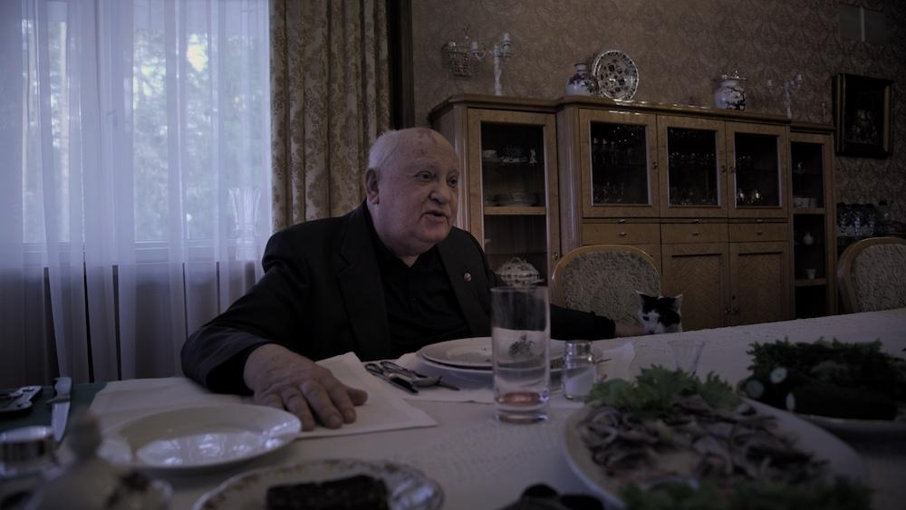 Ex president Gorbachev